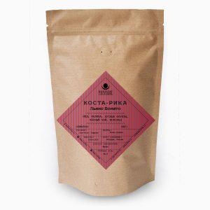 Фермерский кофе свежей обжарки Коста-Рика Тарразу Льяно Бонито