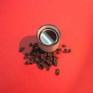 Каскара чай